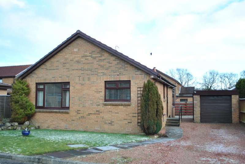2 Bedrooms Detached Bungalow for sale in East Bankton Place, Murieston, Livingston EH54