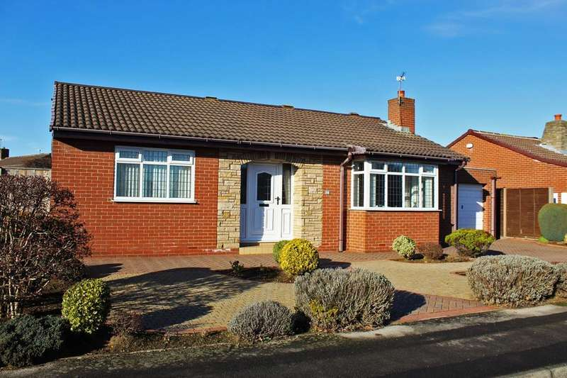 2 Bedrooms Detached Bungalow for sale in Fulthorpe Road, Norton, TS20
