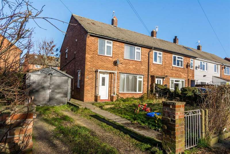3 Bedrooms End Of Terrace House for sale in Weston Drive, Otley