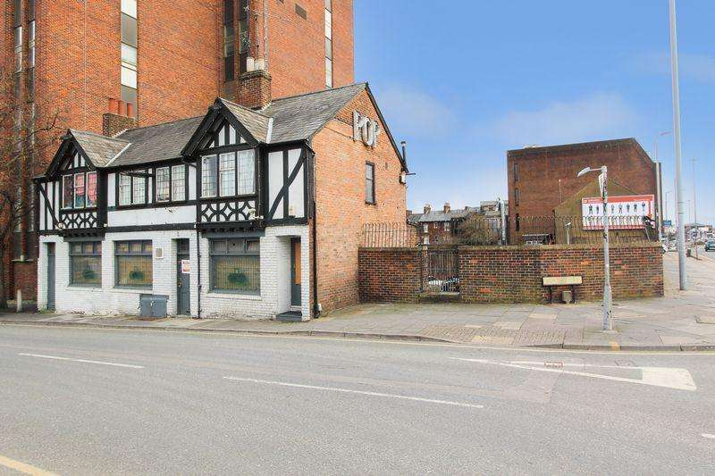 Land Commercial for sale in Dunstable Place, Luton