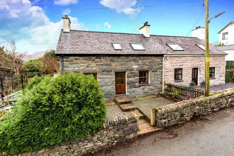 3 Bedrooms Cottage House for sale in St Anns, Bethesda, North Wales