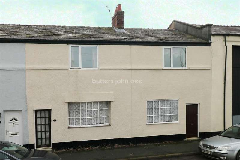 3 Bedrooms Terraced House for sale in Booth Street, Congleton