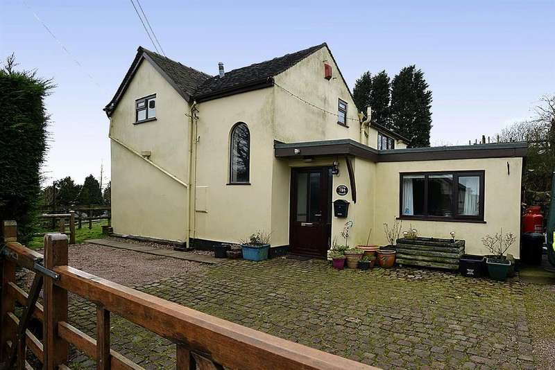 3 Bedrooms Detached House for sale in Over the Hill, Biddulph Moor