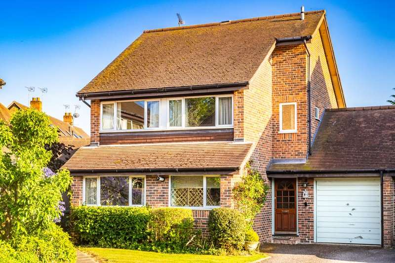 4 Bedrooms Detached House for sale in 4 Maple Court, Goring on Thames, RG8