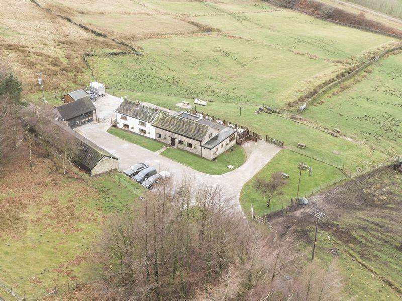 9 Bedrooms Detached House for sale in Torside, Woodhead Road, Glossop