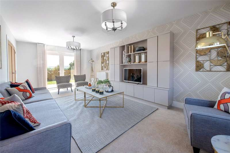 5 Bedrooms Detached House for sale in Plot 170, Bridgwater, TA6