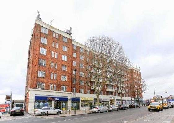 1 Bedroom Apartment Flat for sale in 253 Acton House, London, London, W3 9EJ