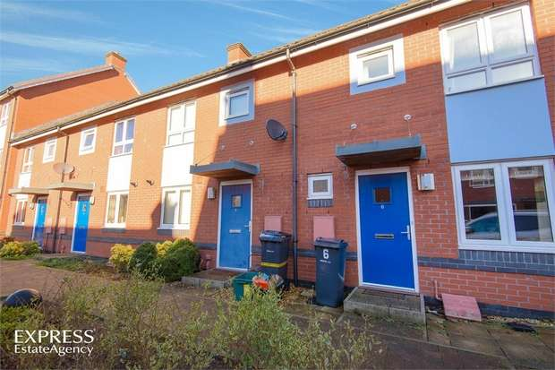 3 Bedrooms Terraced House for sale in Norton Farm Road, Bristol