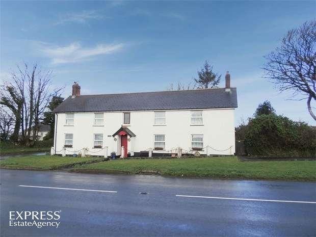 5 Bedrooms Detached House for sale in Milton Damerel, Holsworthy, Devon