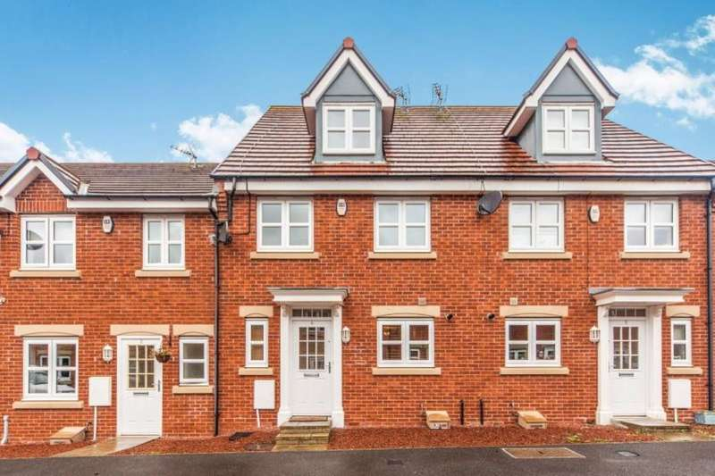 4 Bedrooms Terraced House for sale in Robinson Grove, Crook, DL15