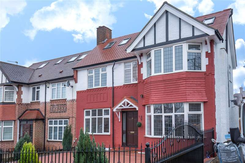 5 Bedrooms Semi Detached House for sale in Wilmer Way, London, N14