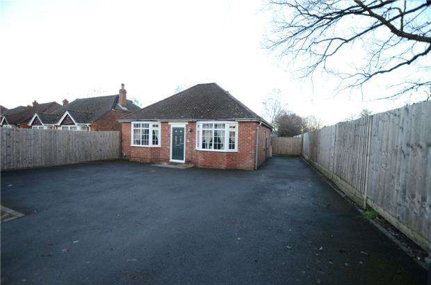 2 Bedrooms Detached Bungalow for sale in Fernhill Road, Farnborough, Hampshire