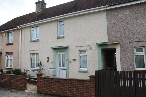 3 Bedrooms Terraced House for sale in Sandown Road, Portsmouth, Hampshire