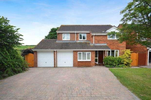 5 Bedrooms Detached House for sale in Pulpit Walk, Exeter, Devon