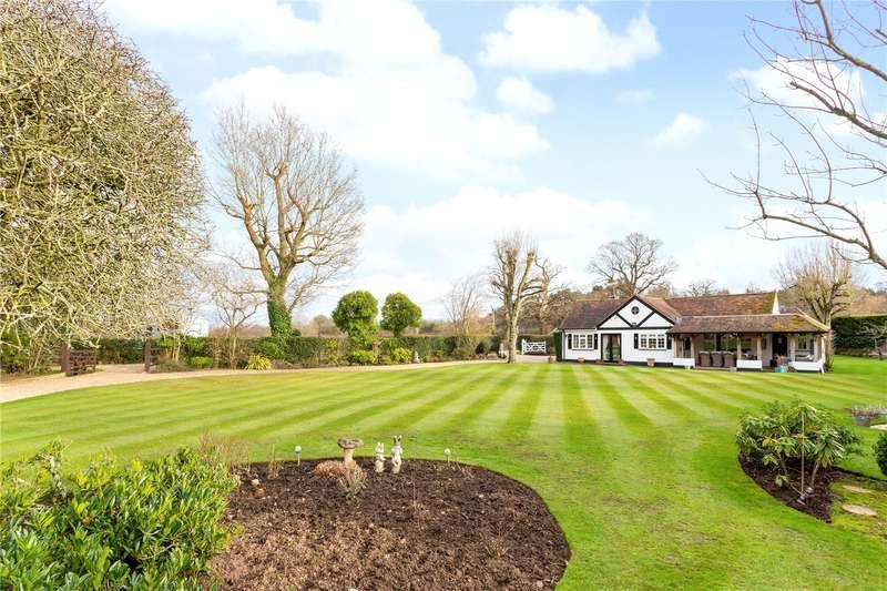 Detached House for sale in Pennypot Lane, Chobham, Surrey, GU24