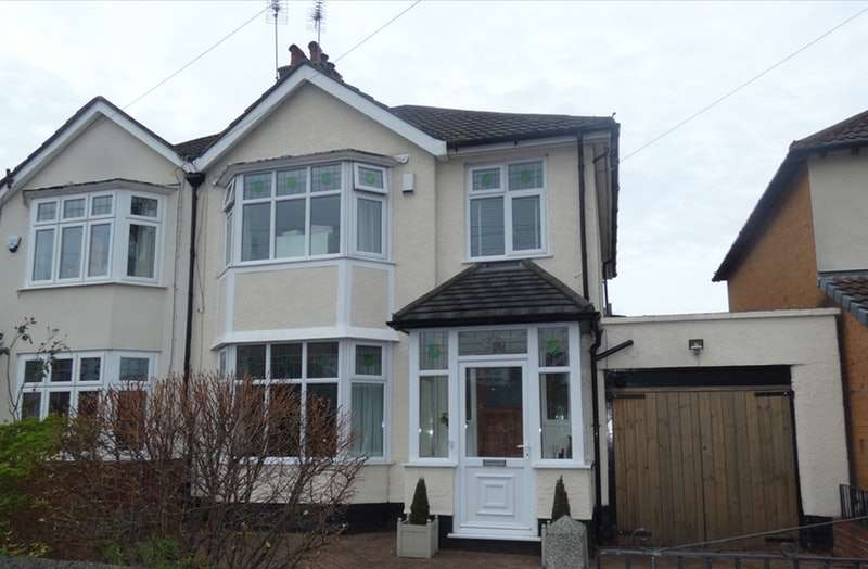 3 Bedrooms Semi Detached House for sale in Beauclair Drive, Liverpool, Merseyside, L15