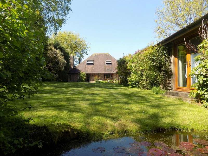 4 Bedrooms Detached House for sale in Spithurst Road, Barcombe, Lewes, East Sussex