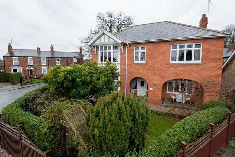 4 Bedrooms Detached House for sale in Irby Street, Boston, Lincolnshire