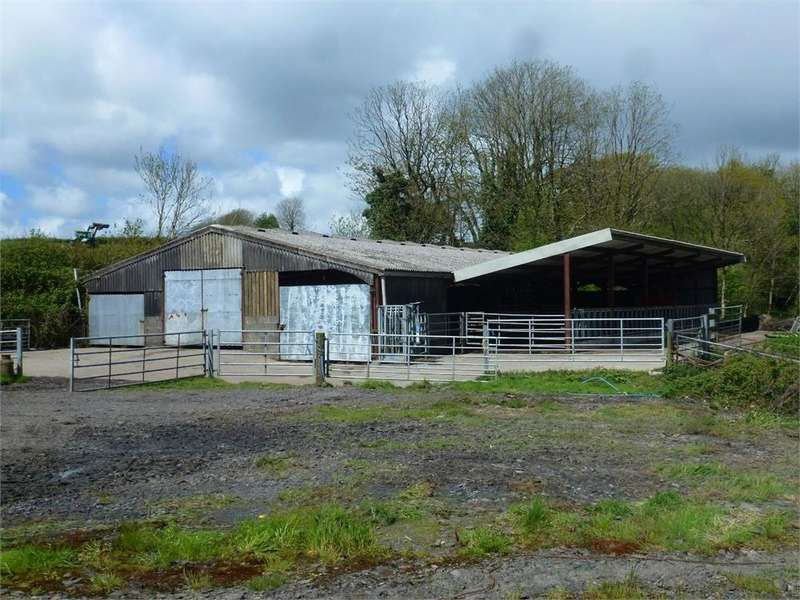 Farm Commercial for sale in Ty Isaf, Cwmfelin Mynach, Whitland, Carmarthenshire