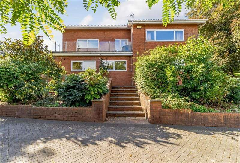 4 Bedrooms Detached House for sale in Mounton Road, Chepstow, Monmouthshire