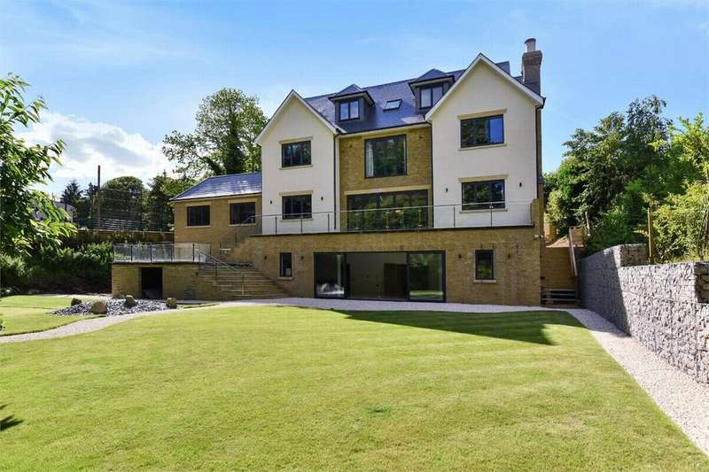 6 Bedrooms Detached House for sale in Upper Chobham Road, Camberley, Surrey