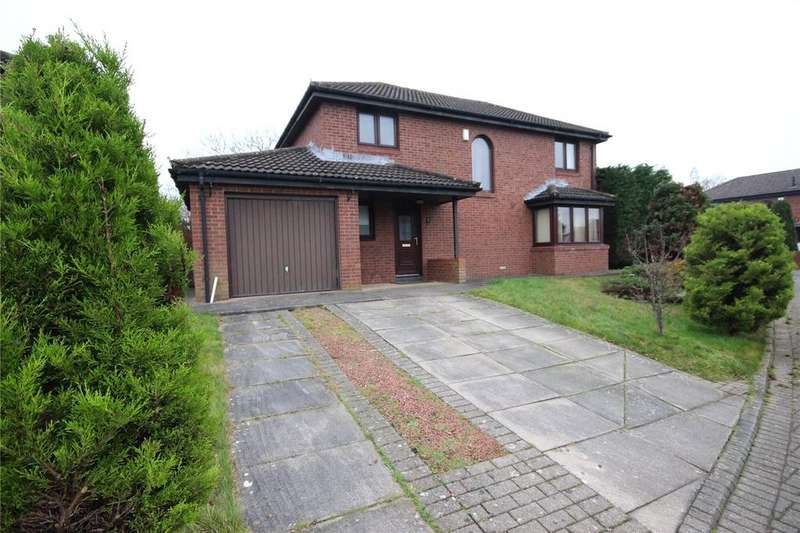 4 Bedrooms Detached House for sale in 1 Priorwood Close, Carlisle, Cumbria