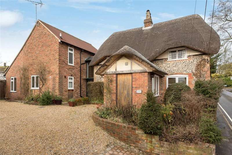 4 Bedrooms Detached House for sale in Church Lane, Kings Worthy, Winchester, SO23