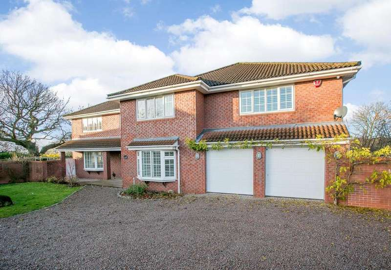 5 Bedrooms House for sale in The Paddocks, Ripley