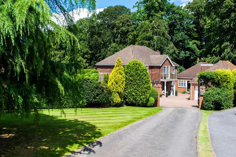 7 Bedrooms Detached House for sale in Daws Hill Lane Area, High Wycombe