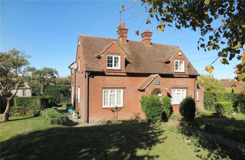 3 Bedrooms Detached House for sale in Odiham, Hampshire, RG29