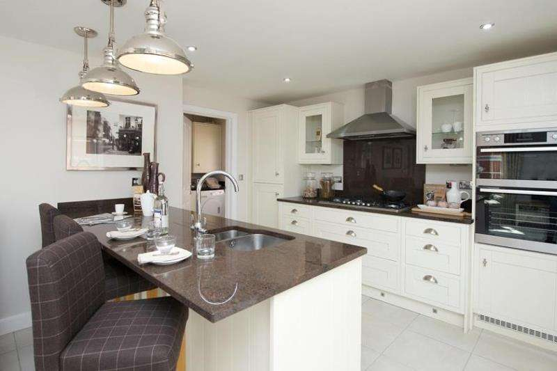 5 Bedrooms Detached House for sale in Maddoc, Five Acres, Barnard Castle, Co Durham
