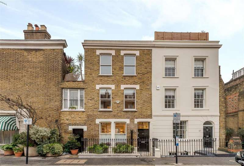 4 Bedrooms House for sale in Bourne Street, London