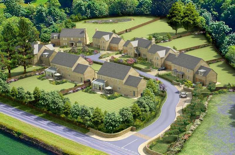 5 Bedrooms Detached House for sale in Plot 4 Highford Grove, Mitford, Morpeth, Northumberland, NE61