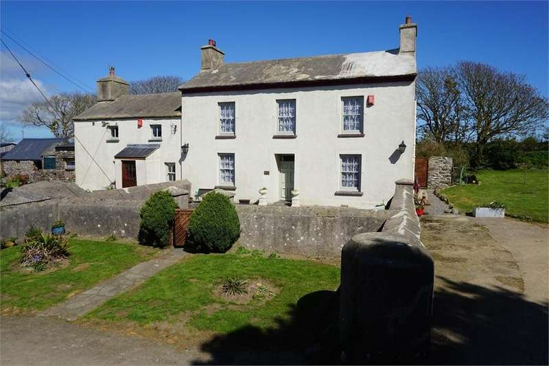 6 Bedrooms Detached House for sale in Clegyr Uchaf, St Davids, Haverfordwest, Pembrokeshire