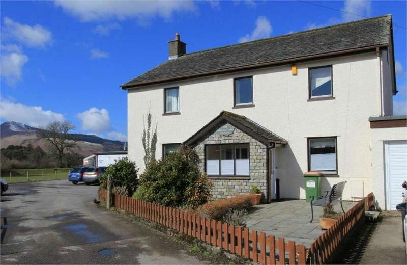 3 Bedrooms Detached House for sale in High Hill Farm Cottage, High Hill, Keswick, Cumbria