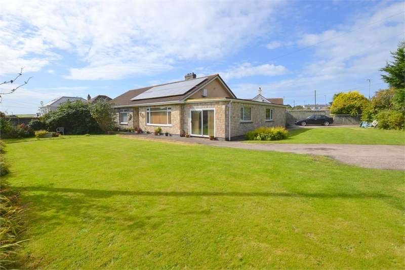 5 Bedrooms Detached Bungalow for sale in Perranwell Road, Goonhavern