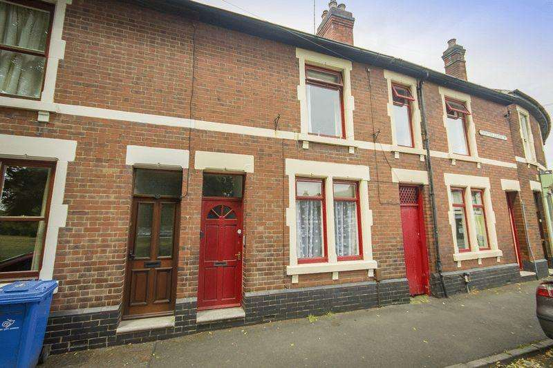 2 Bedrooms Terraced House for sale in Chester Green Road, Derby