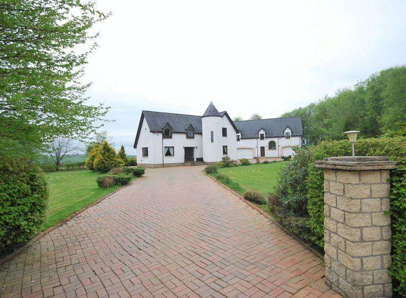 4 Bedrooms Detached House for sale in Altair, Auchinleck House Estate, Ochiltree, KA18 2LR