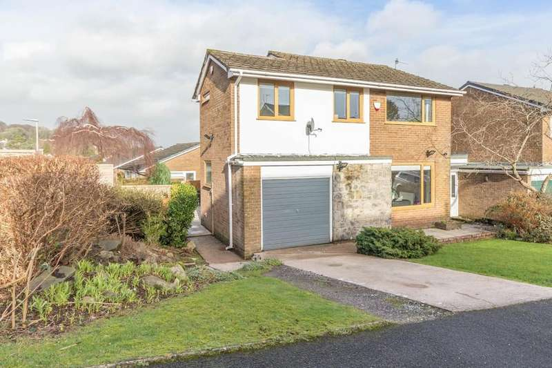 4 Bedrooms Detached House for sale in 22 Hillswood Avenue, Kendal