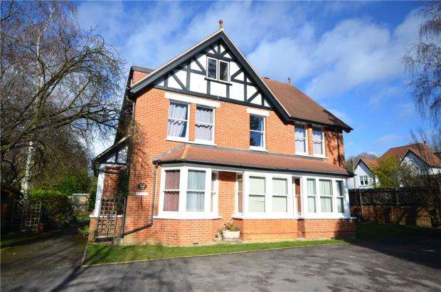 1 Bedroom Apartment Flat for sale in St. Annes Court, 68 Dukes Ride, Crowthorne
