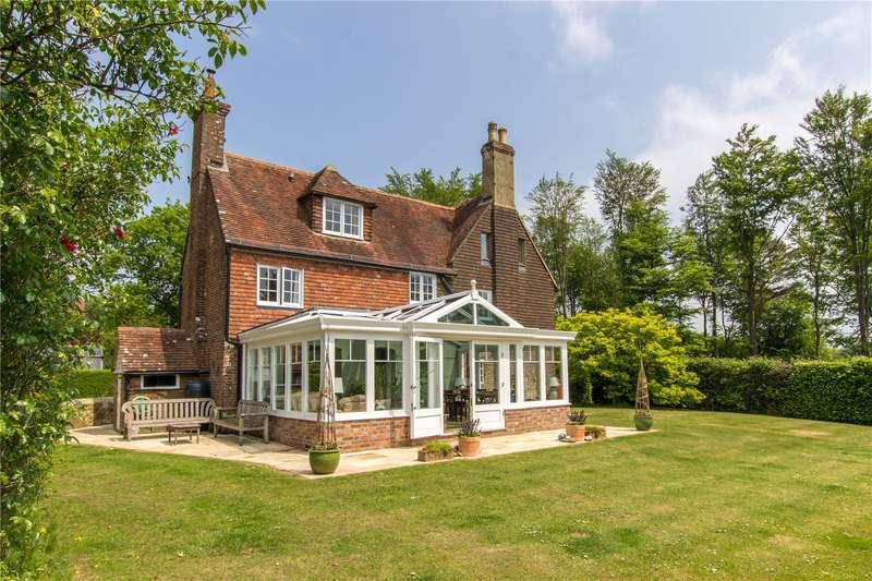 6 Bedrooms Detached House for sale in Dallington Road, Brightling