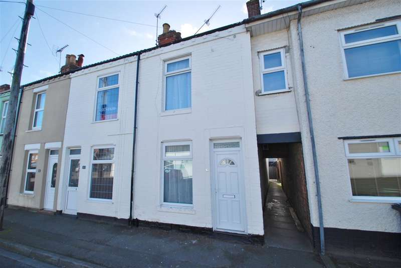2 Bedrooms Terraced House for sale in Albert Road, Skegness