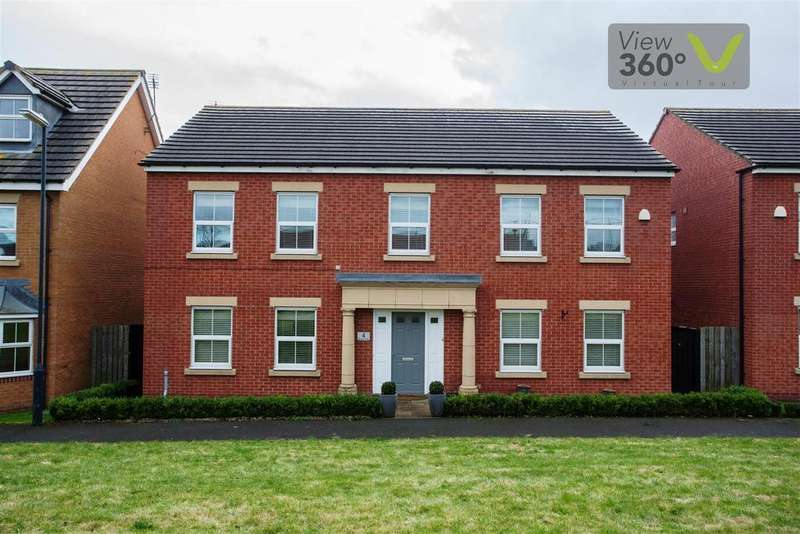 6 Bedrooms Detached House for sale in Bulman Walk, Willington