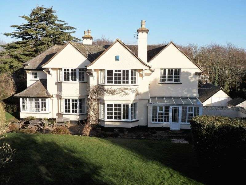 4 Bedrooms Property for sale in Upper Stoneborough Lane, Budleigh Salterton