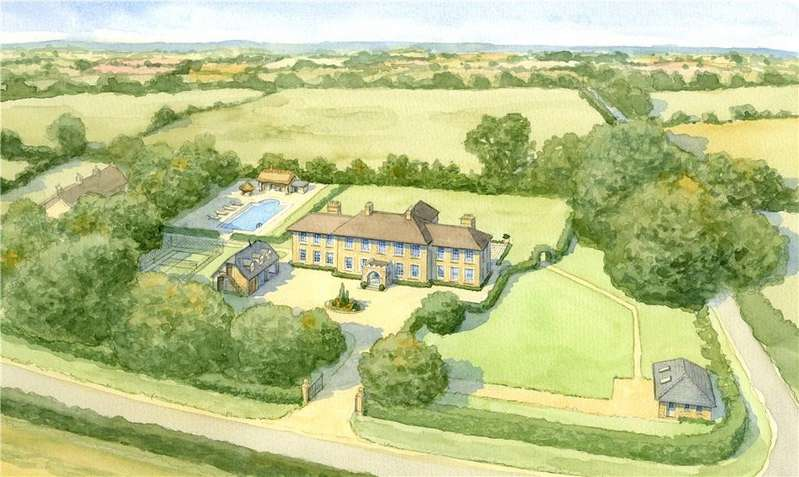 4 Bedrooms Plot Commercial for sale in Over Worton, Chipping Norton, Oxfordshire, OX7