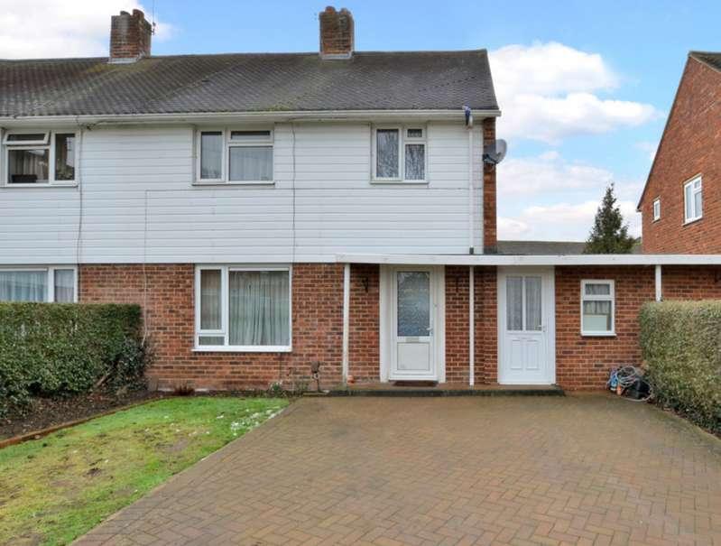 3 Bedrooms Semi Detached House for sale in Farnborough, Hamsphire GU14