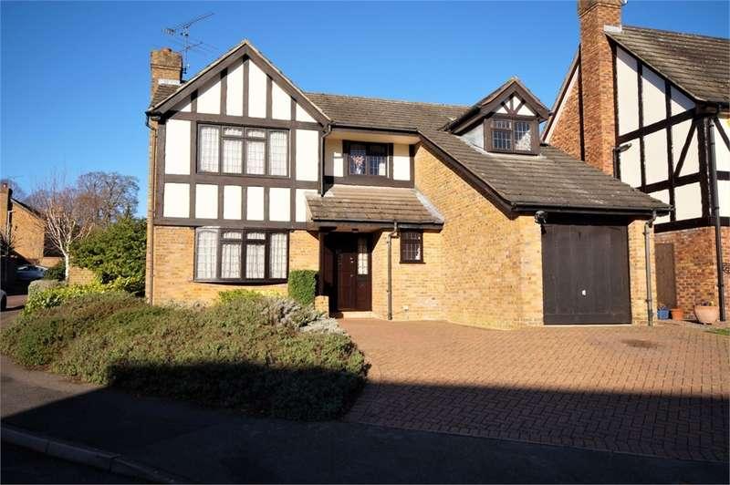 4 Bedrooms Detached House for sale in Kerris Way, Earley, READING, Berkshire