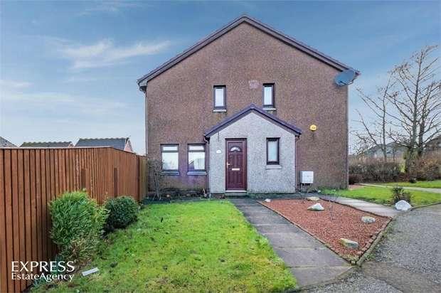 1 Bedroom Maisonette Flat for sale in Wallacebrae Drive, Danestone, Aberdeen