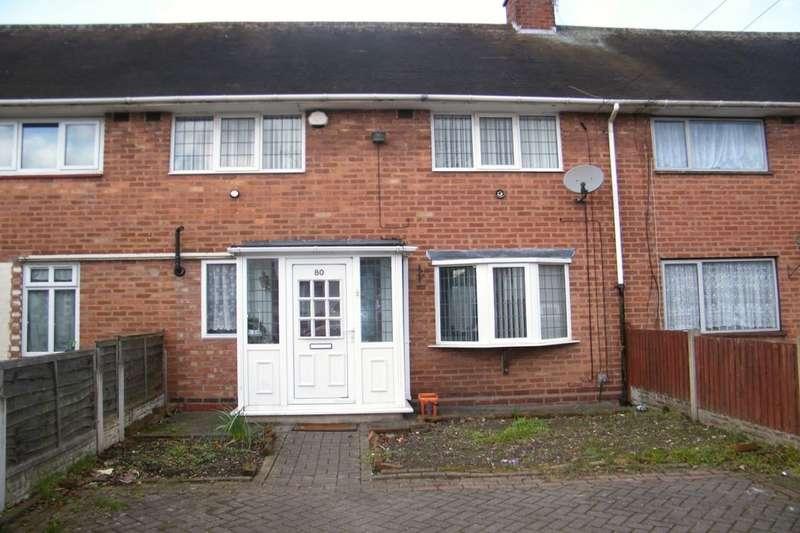 3 Bedrooms Terraced House for sale in Newbridge Road, Birmingham, B9