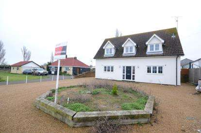 4 Bedrooms Detached House for sale in Steeple, Southminster, Essex